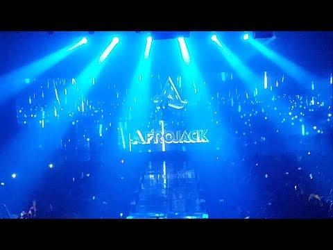 Afrojack Live Full Set @ Hangar 11 Club, Tel Aviv Israel 2018 part 1