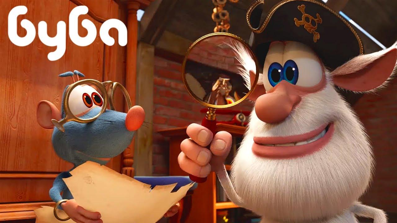 Буба   Буба искатель приключений   Смешной Мультфильм 2021  👍  Kedoo мультики для детей