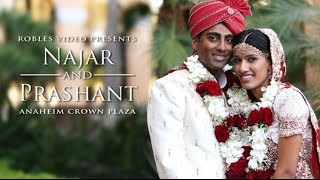 Najar Patel & Prashant Patel - Cinematic Wedding Highlights (Gujarati)