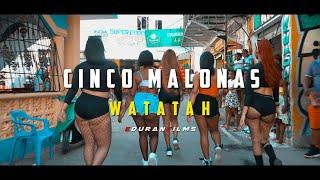CINCO MALONAS VIDEO OFICIAL