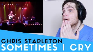 Download Voice Teacher Reacts to Chris Stapleton - Sometimes I Cry Mp3 and Videos