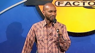 Ian Edwards - Mixed Race Girls (Stand Up Comedy)