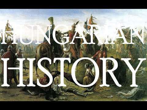 History of Hungary - Timeline of Events (895 - 2016)