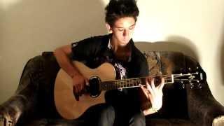 (Emeli Sandé) Read All About It - Albert Gyorfi ( Solo Acoustic Guitar )