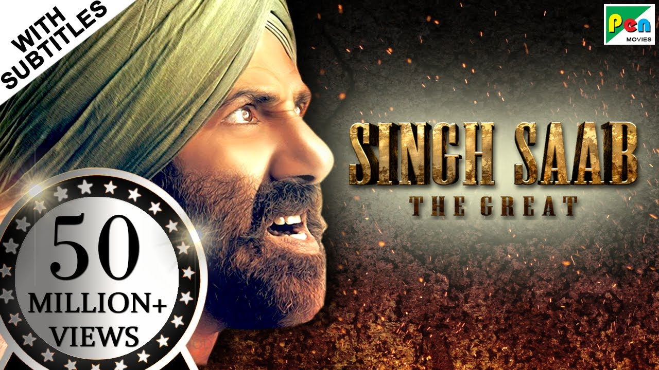 Singh Saab The Great - Full Movie (HD) | Sunny Deol, Urvashi Rautela, Prakash Raj | Pen Movies
