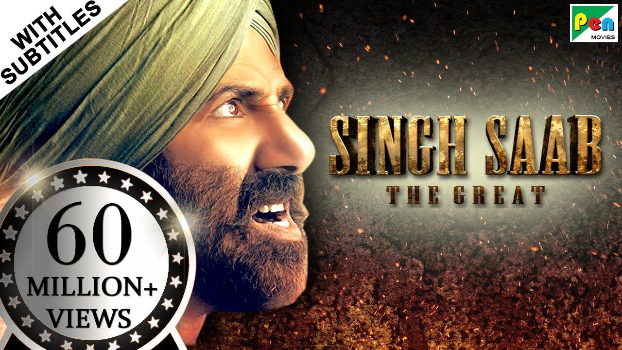 Singh Saab The Great - Full Movie (HD) | Sunny Deol, Urvashi Rautela, Prakash Raj | Pen Movies