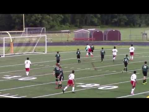 AHS JV SOCCER Patriots vs Louisa County 5/18/2015
