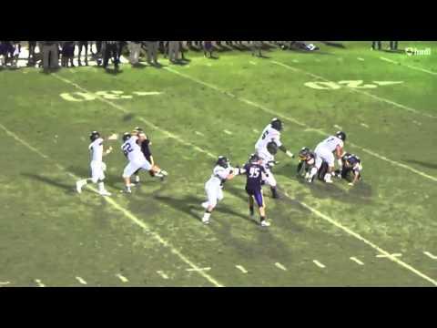 Brian Smith(SR) -  Barbe High School Football Highlights(2015-2016)