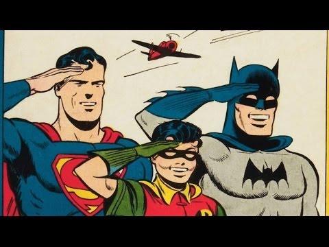 Superheroes Teil 1 von 3 - HD - Dokumentation