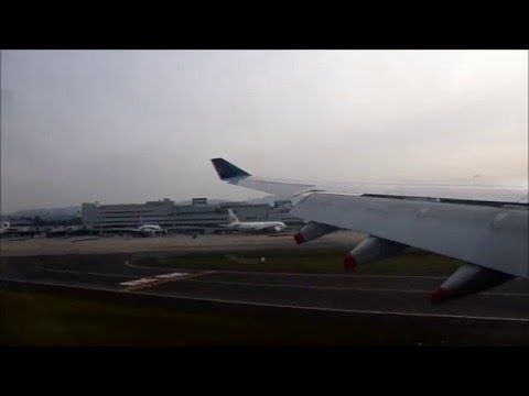 Singapore Airlines   SQ656   SIN-FUK   9V-SSD   Landing at Fukuoka Airport