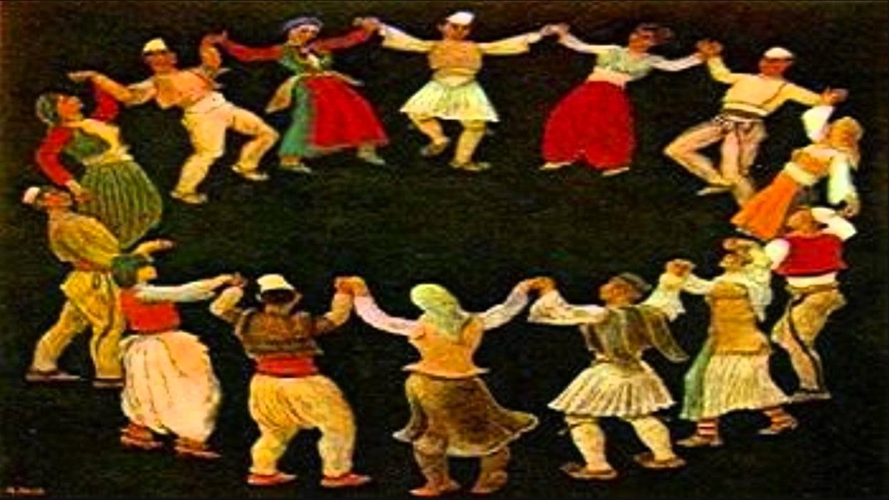 Muzika popullore ne trevat shqiptare