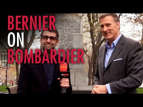 "Maxime Bernier: ""I want to abolish all corporate welfare"""