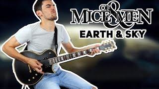 OF MICE & MEN   Earth & Sky   Guitar Cover