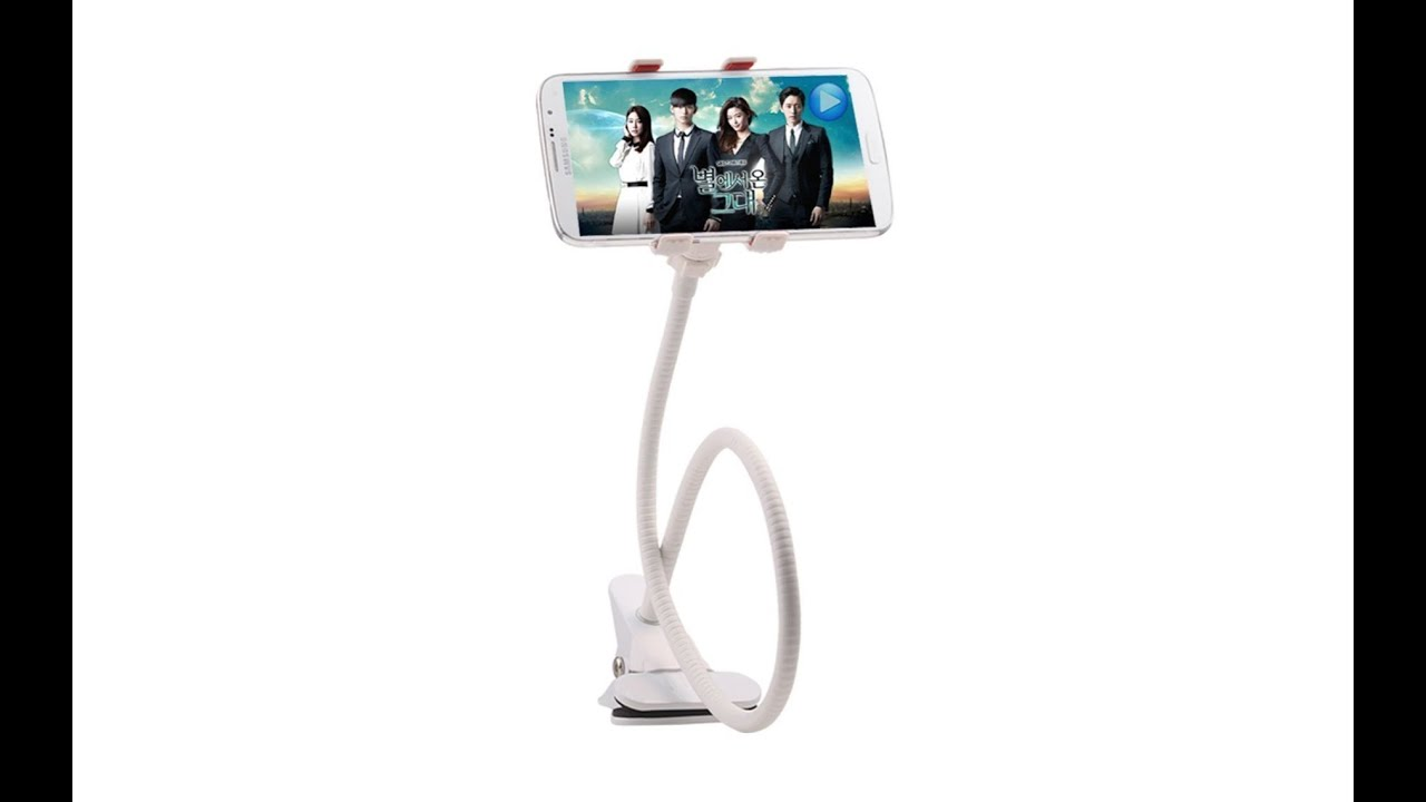 Universal 360 Rotating Lazy Car Cell Phone Mount Clip