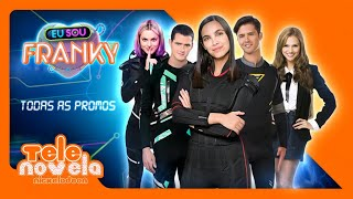 Eu Sou Franky-  Todas as Promos | Nickelodeon Brasil