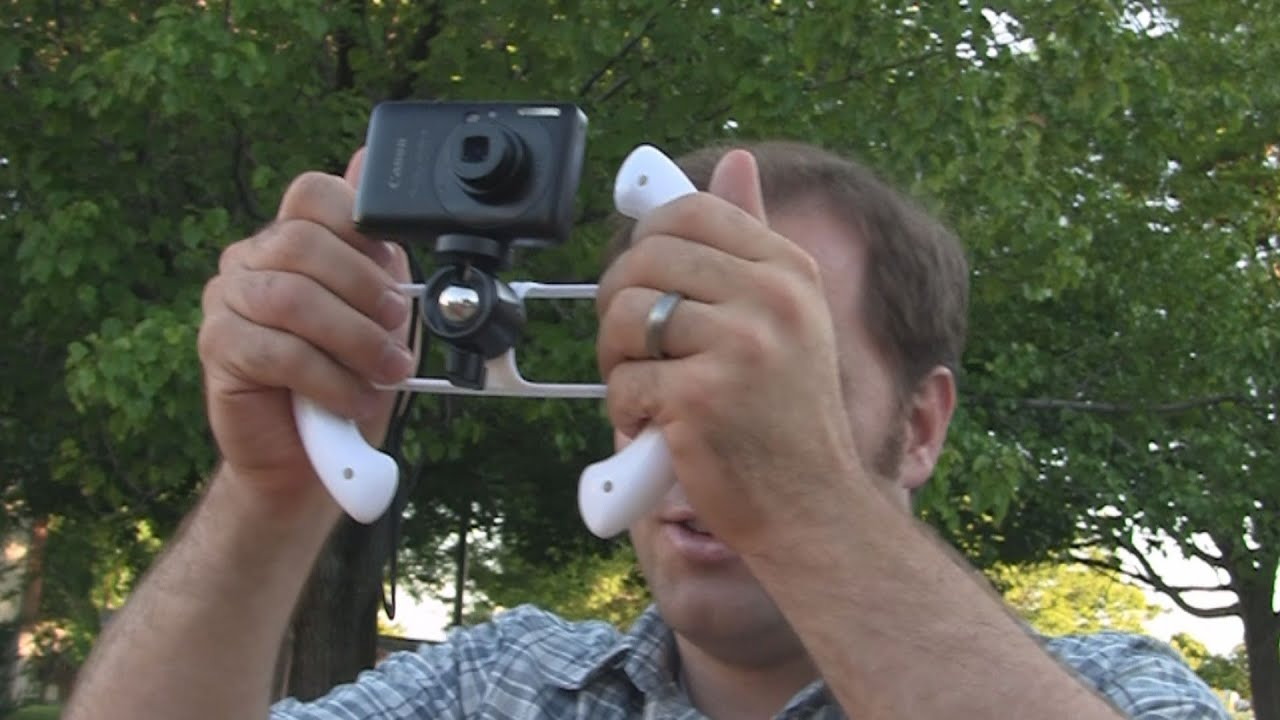 Mini Camera Stabilizer - YouTube