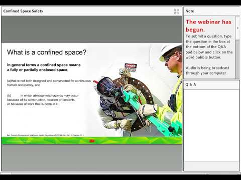Safety Considerations in Confined Spaces