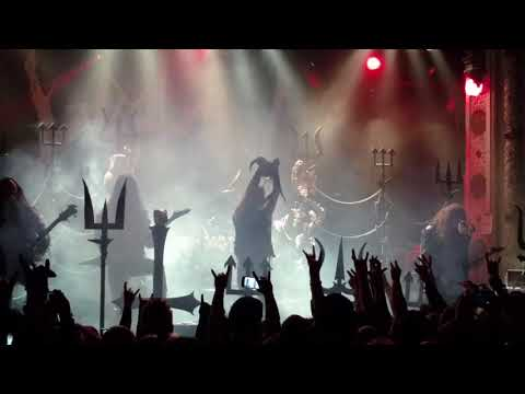 Opening of Watain Chicago 3/2/2018