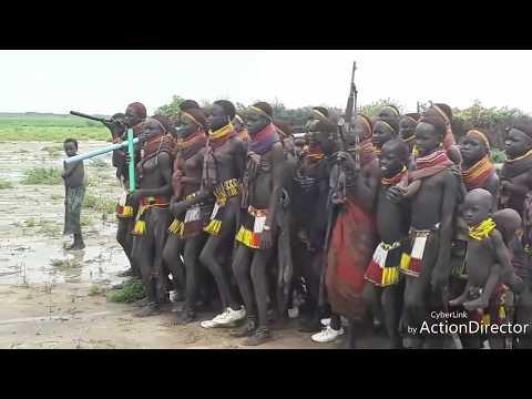 Omo valley Nyangatom tribe songs