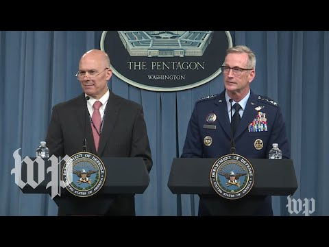 Pentagon briefing on