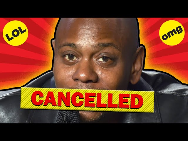 BUZZFEED CANCELS DAVE CHAPPELLE!