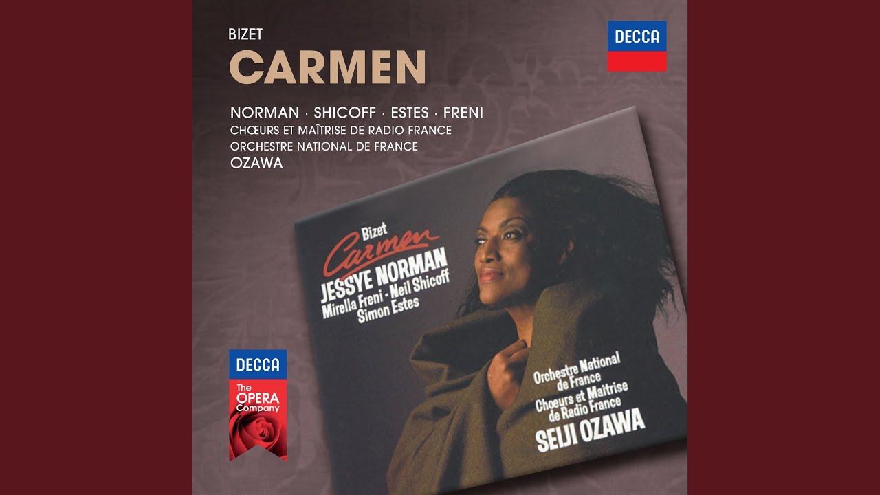 "Bizet: Carmen / Act 1 - ""Dites-moi, brigadier"""