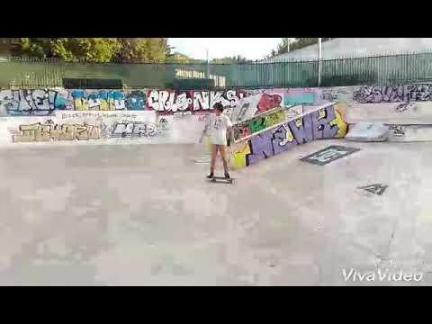 Skatepark fontelo Viseu