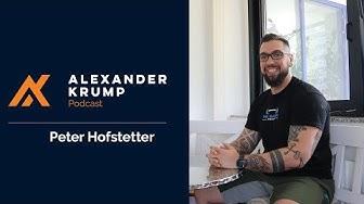 #01 - Interview Peter Hofstetter - Kraftdreikampf Nationaltrainer Österreich