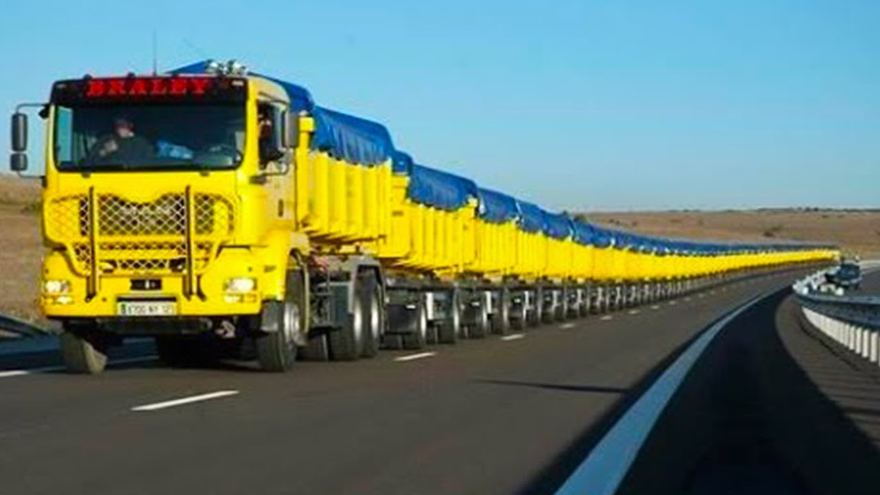 Download 15 World's Largest Trucks You Must See