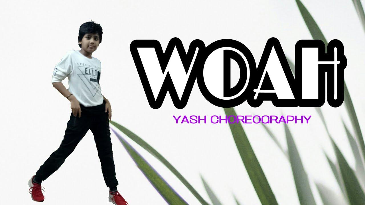 Song - WOAH   KRYPTO9095 FT. D3MSTREET   YASH Choreography ...