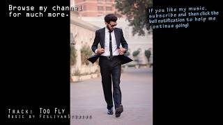 Too Fly - Upbeat Rock background Music for winning, feeling good, and outsmarting