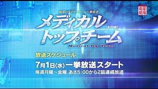 メディカル・トップチーム 第7話
