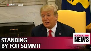 Second North Korea-U.S. summit to take place after November midterms: Trump