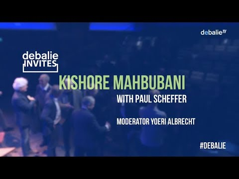 De Balie Invites: Kishore Mahbubani - How Asia is rapidly overtaking The West
