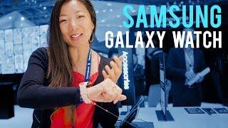 Samsung Galaxy Watch hands-on @ IFA 2018