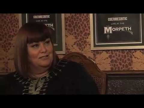 Will Gompertz speaks to Dawn French Live at The Morpeth, Part 6 - On her death