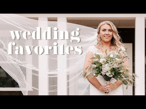 My Wedding Day Favorites | Accessories, Decor + Beauty
