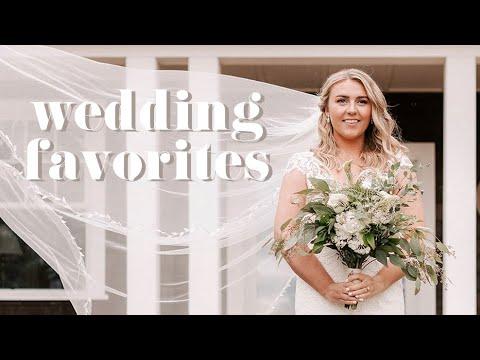 MY WEDDING FAVORITES! Accessories, Decor + Beauty