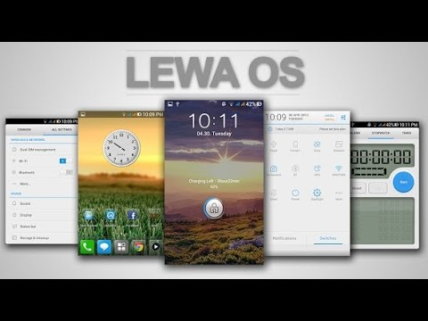 Lewa OS v5 1 Rom for Micromax A116 for super gaming