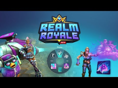 Realm Royale - OB19 Update Overview