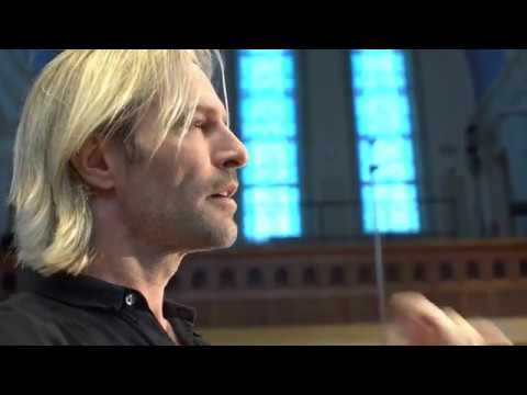 Eric Whitacre - Hurt (Behind the Scenes)