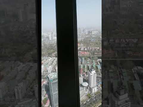 Tv tower view tianjin china beijing