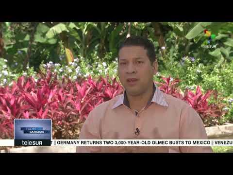 From Caracas: Alexander Aranguren