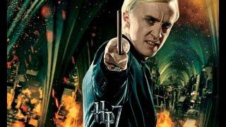 Гарри Поттер и Дары Смерти. (моменты с Драко Малфоем)