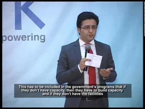 PAYK Talk (Youth's and Unemployment in Afghanistan) with English title  22.August 2015