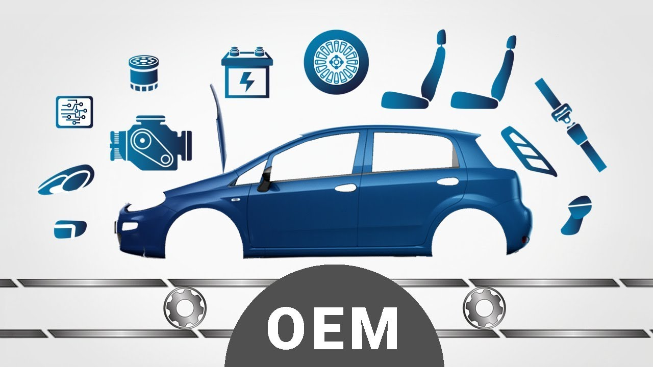 WHAT ARE OEMs Original Equipment Manufacturers | OEM industrial spare parts