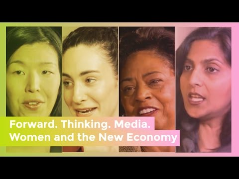 Women and the New Economy - Trailer - The Laura Flanders Show
