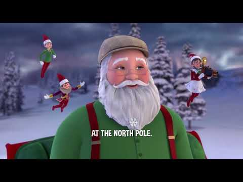 """Sing-Along Version: """"Here At The North Pole"""" From The Elf Pets: A Fox Cub's Christmas Tale"""