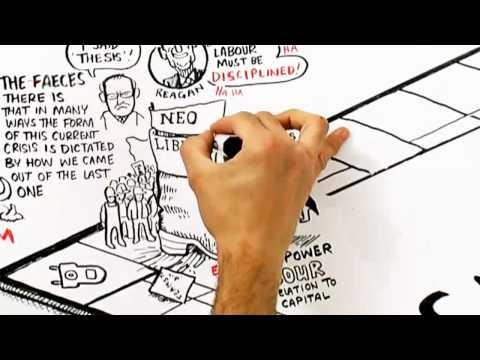 RSA Animate: David Harvey - Crises of Capitalism