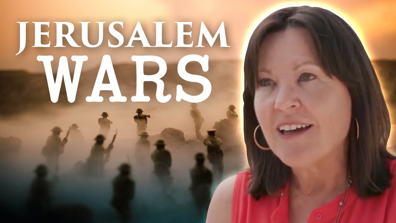 Historical Wars In the City of Jerusalem (Rose Ginosar) | Christ Revealed
